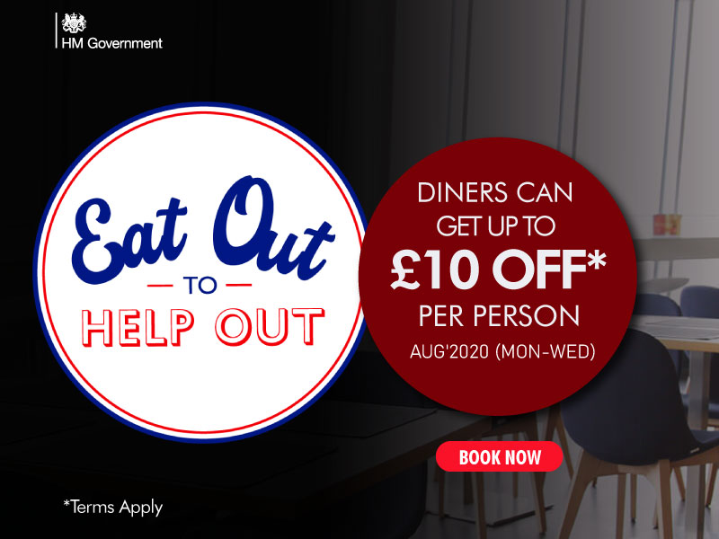 Eat Out to Help Outice